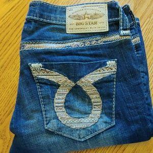 Vintage Big Star Jenae Jeans